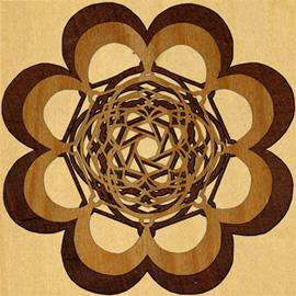 The Umbrella Agency, Los Angeles - Recent Graphic Design - Mandalas