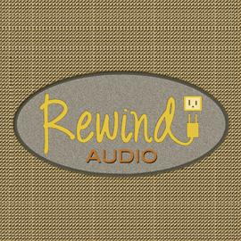 The Umbrella Agency, Los Angeles - Graphic Design - Rewind Audio Logo