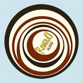 The Umbrella Agency, Los Angeles - Graphic Design, Rewind Audio Record Player Slip Mat